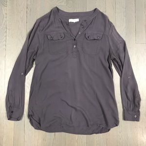 Urban Outfitters Staring at Stars Henley Blouse